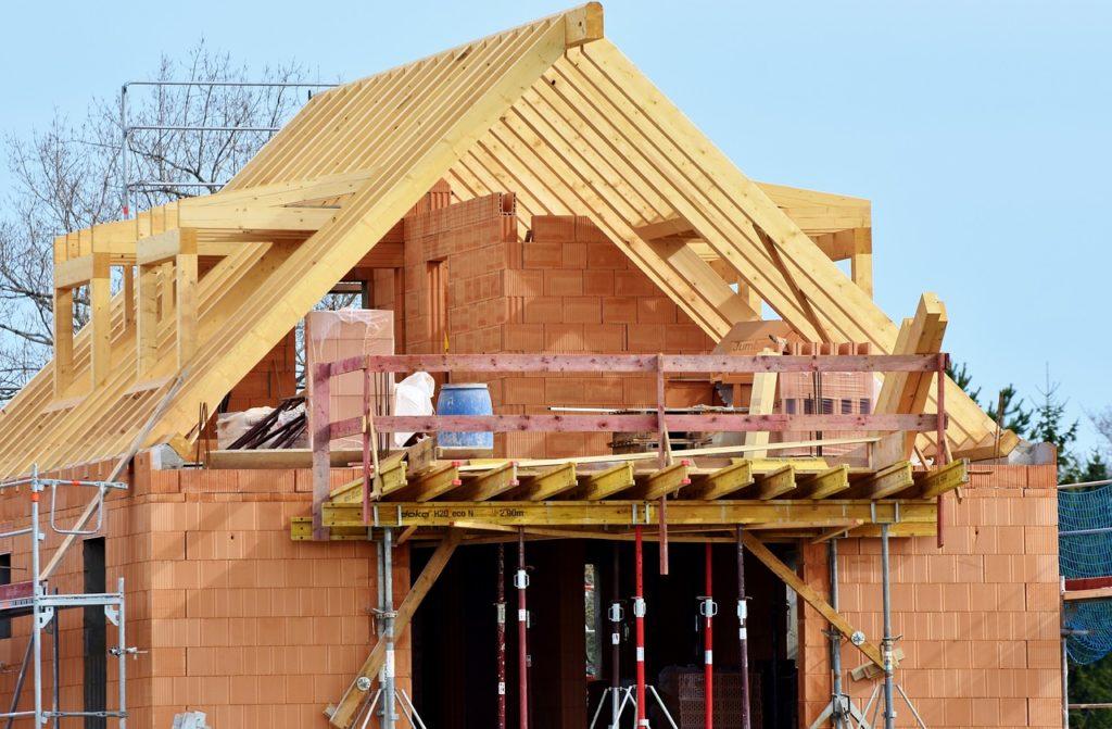 Prowizorka budowlana - przyłącze prądu na czas budowy domu